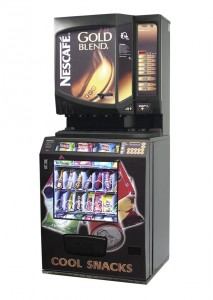 Style 5 vending system