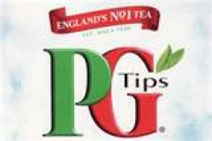PG Tips in cup drink