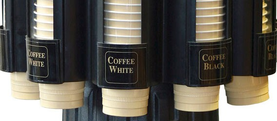 Carousel Vending Machine Cups 2