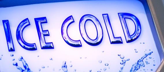 Chillout Can Vending Machine Ice Cold