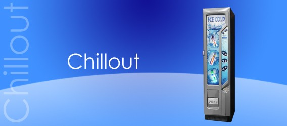 Chillout Can Vending Machine
