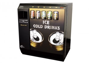 Ice Break Can Vending Machine