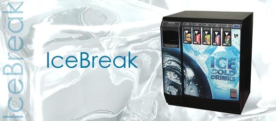 Ice Break Vending Machine 2