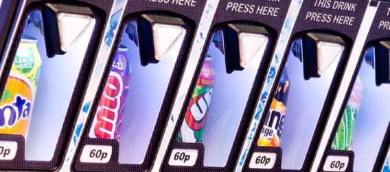 Ice Break Vending Machine Products