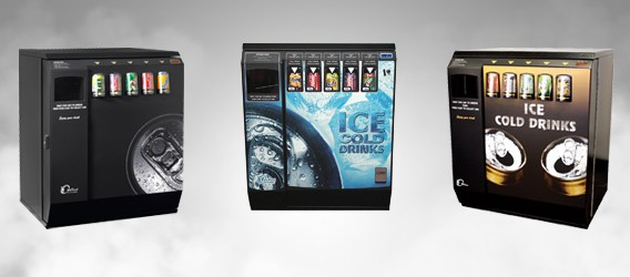 Ice Break Vending Machines