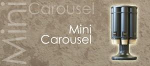 Mini Carousel Vending Machine