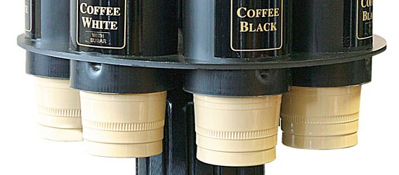 Mini Carousel Vending Machine Cups