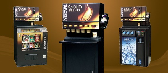 Mini Cup Flex Vending Machine Multiple