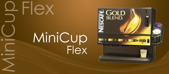 Mini Cup Flex Vending Machine