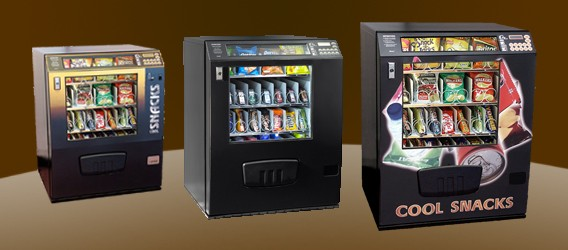 Snack Break Mini Vending Machine