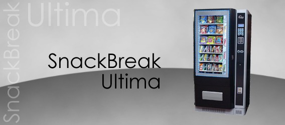 Snack Break Ultima Vending Machine