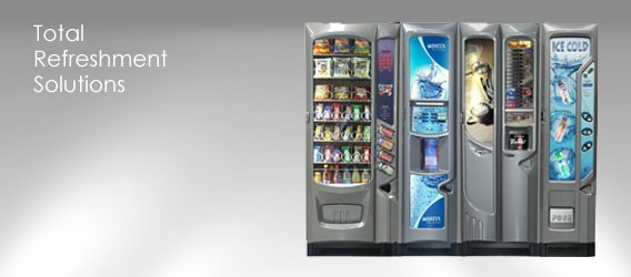 Vending Machine Combination 7