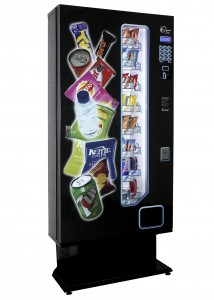 Snackbreak Slim Snack Vending Machine