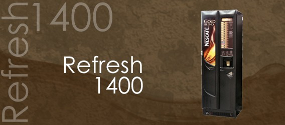 Refresh 1400 Vending Machine